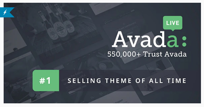 Avada themes for small business