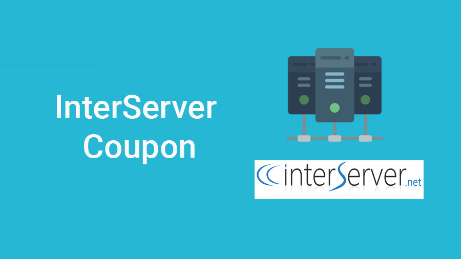 InterServer Coupon