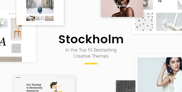 Stockholm small business theme