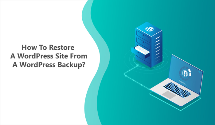 wordpress restore backups