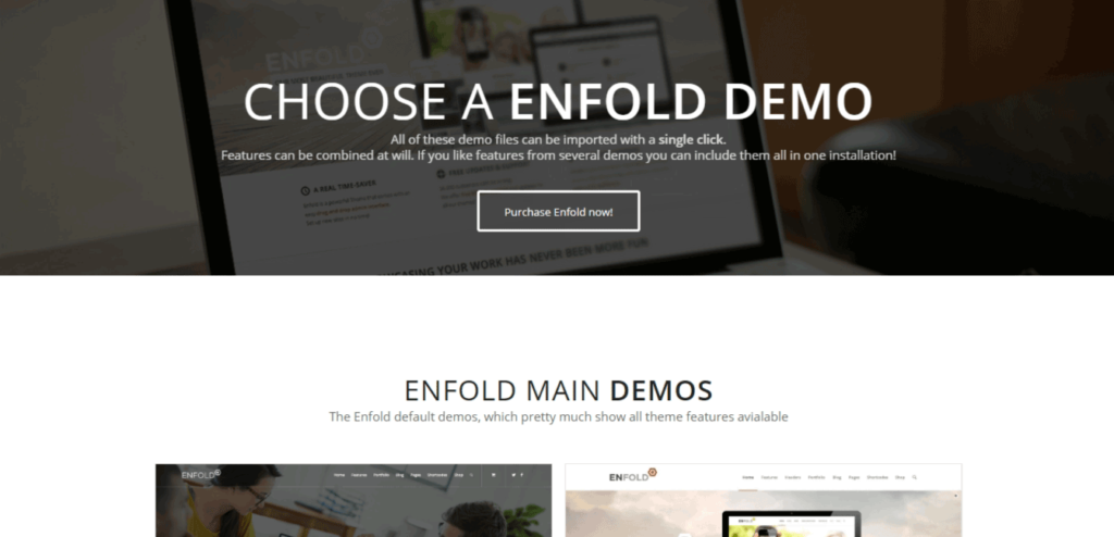 Enfold business wordpress themes