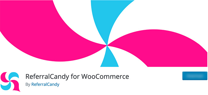 referralcandy for woocommerce store