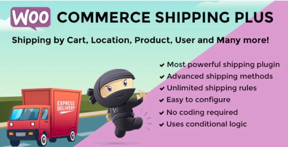 WooCommerce Shipping Plus released