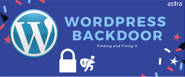 wordpress backdoors