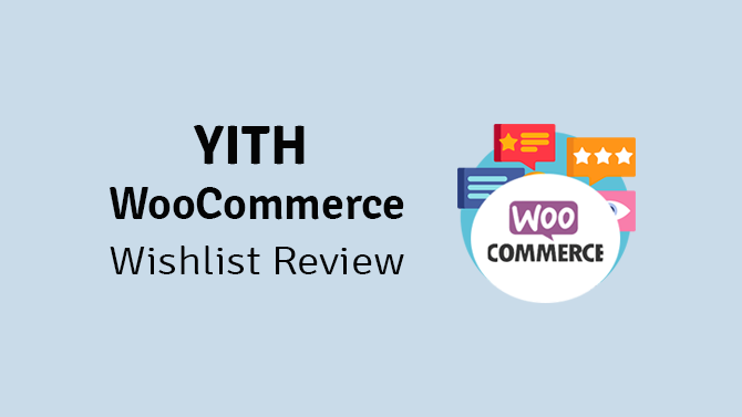 Yith WooCommerce Wishlist Review