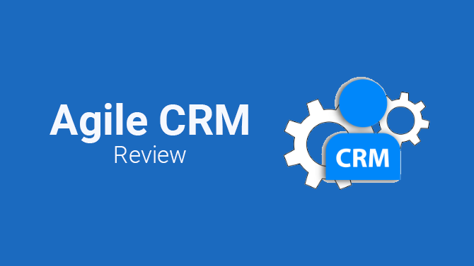 review agile crm