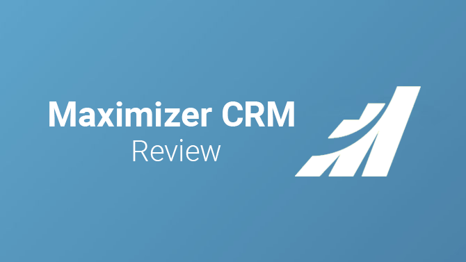 Review Maximizer CRM