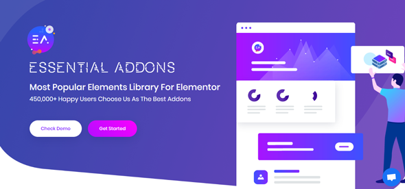 overview essential add-ons for elementor