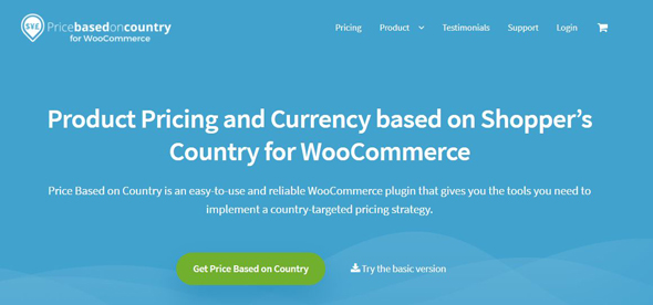 price based country woocommerce