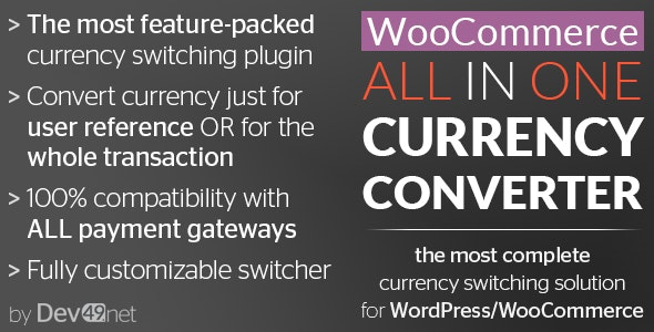 woocommerce all in one currency