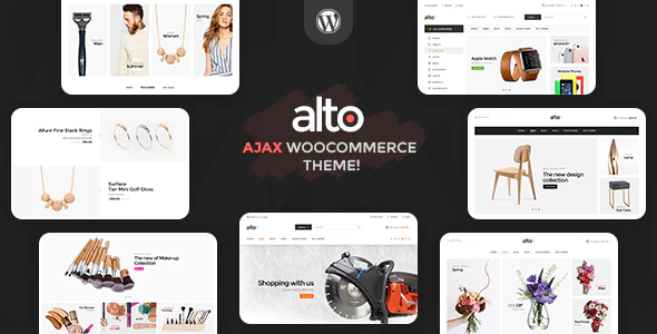 Alto awesome best ajax woocommerce theme