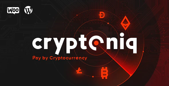 Cryptoniq Cryptocurrency Payment Plugin for WordPress