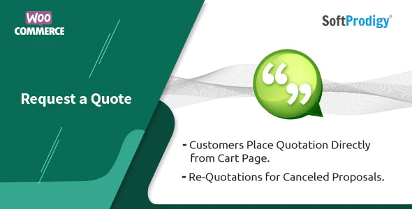 Easy woocommerce request a quote plugin