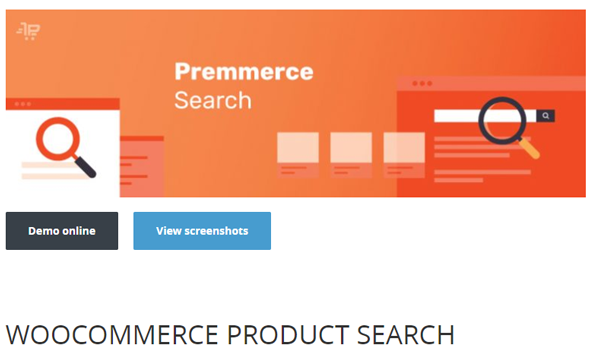 Premmerce Product Search for WooCommerce Plugin