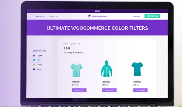 Ultimate woocommerce product filters plugin