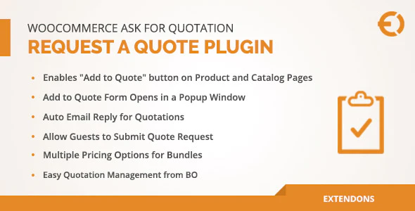 woocommerce request a quote plugin ask for quotation