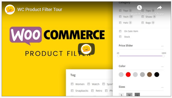 wordpress Themify woocommerce-product filter plugin