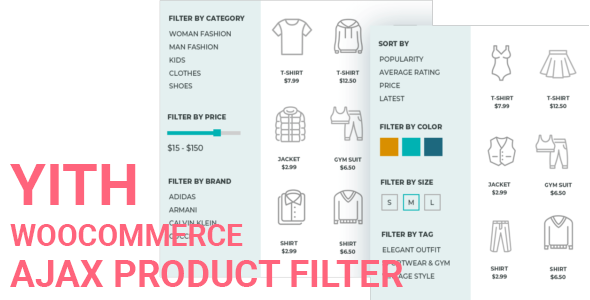 YITH woocommerce AJAX product filter plugin