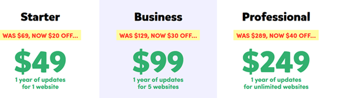 happyforms pricing and discounts