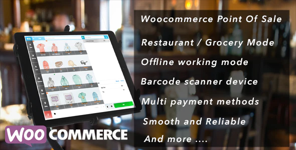 Open POS Point of Sales for WooCommerce