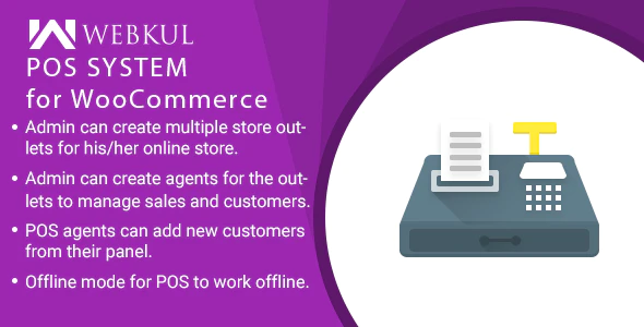Point of Sales System for WooCommerce Plugin