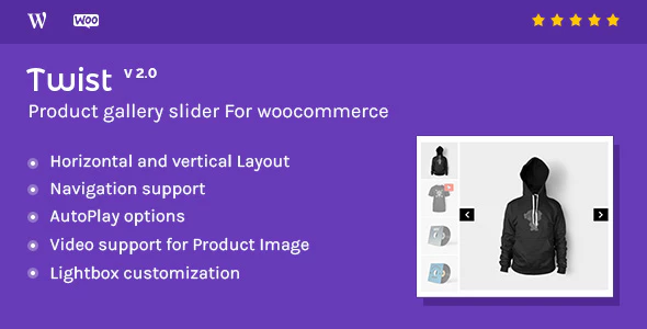 Product Gallery Slider for WooCommerce Plugin