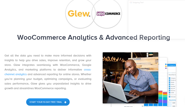 woocommerce analytics and advanced reporting plugin