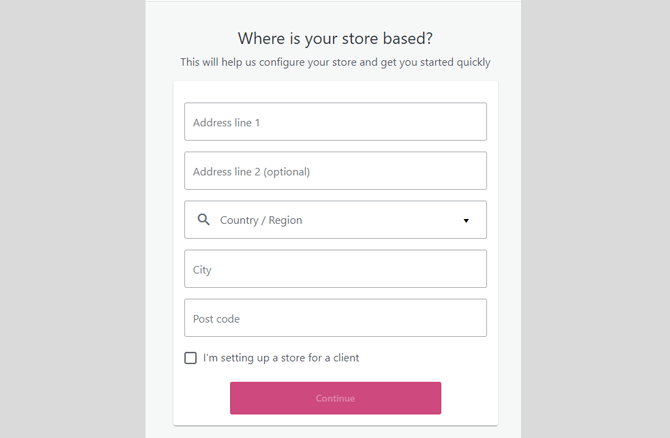 add store location in woocommerce