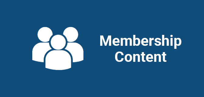 membership content for monetize wordpress blog