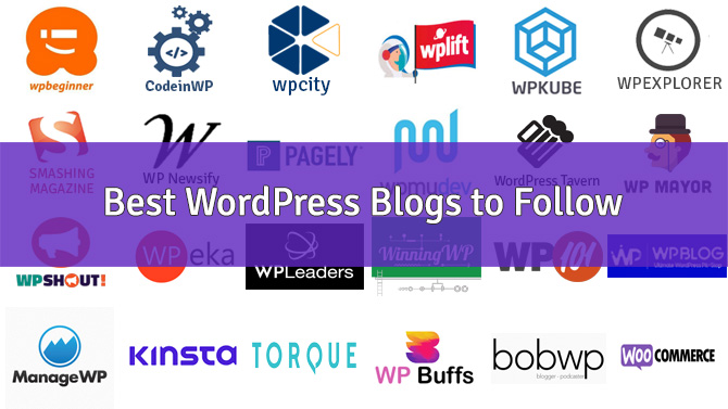 top wordpress blogs