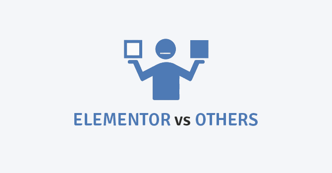 elementor vs others