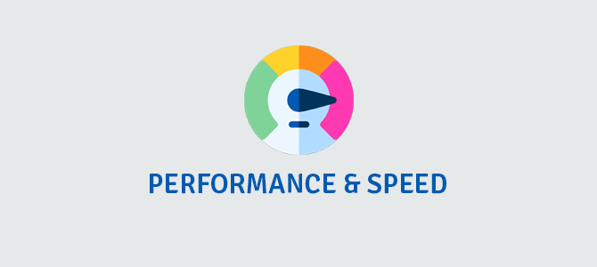 performance and speed