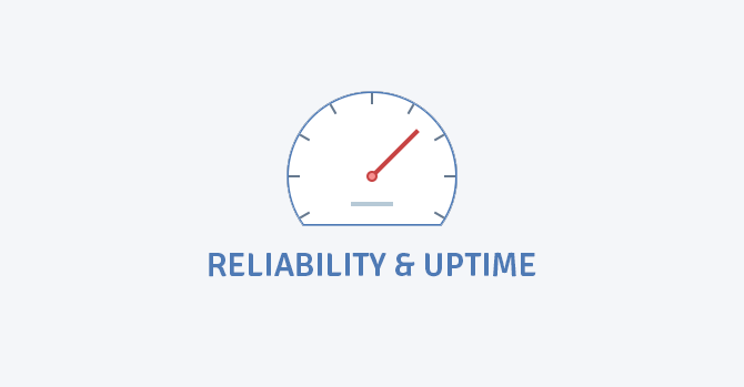 reliability and uptime