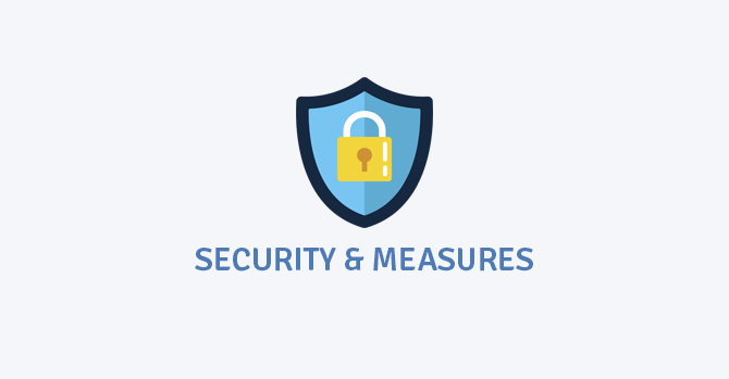 security and measures