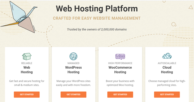 siteground web hosting for bloggers