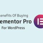 what are the benefits of buying elementor pro for wordpress