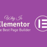 why is elementor the best page builder?