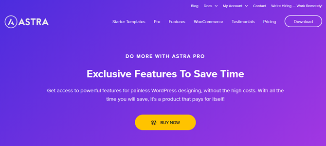 astra pro overview