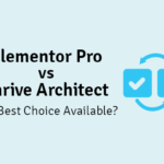elementor pro vs thrive architect