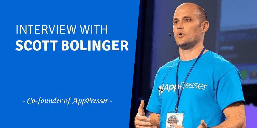 interview with scott bolinger