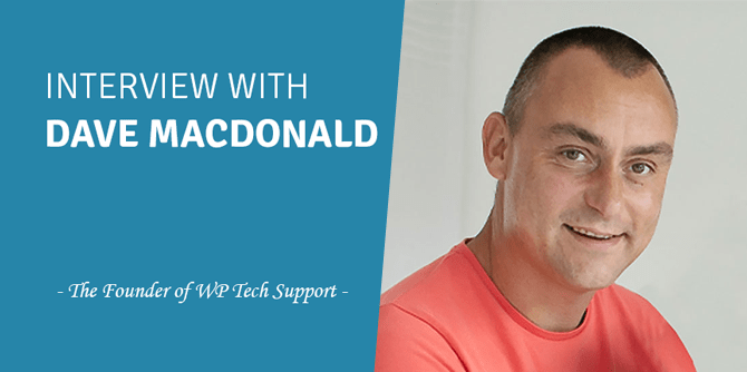 interview with dave macdonald