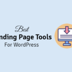 best landing page tools for wordpress