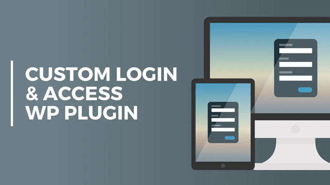 custom login access wordpress plugin