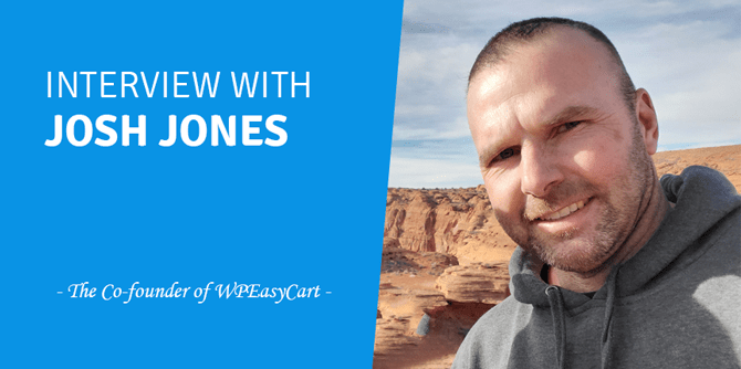 interview with josh jones