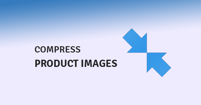 compress product images