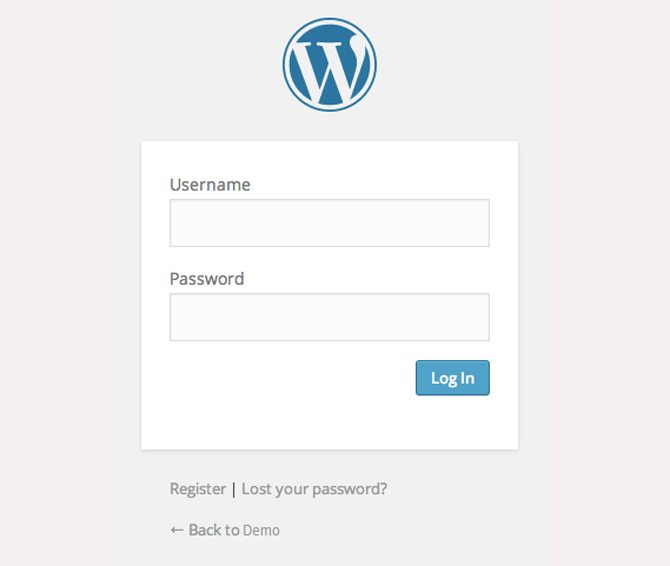 login overview