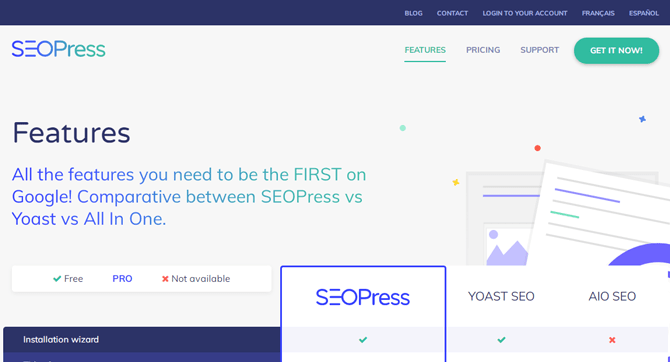 seopress affordable wordpress seo plugin