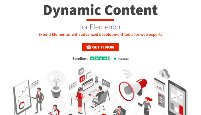 dynamic content for elementor addons