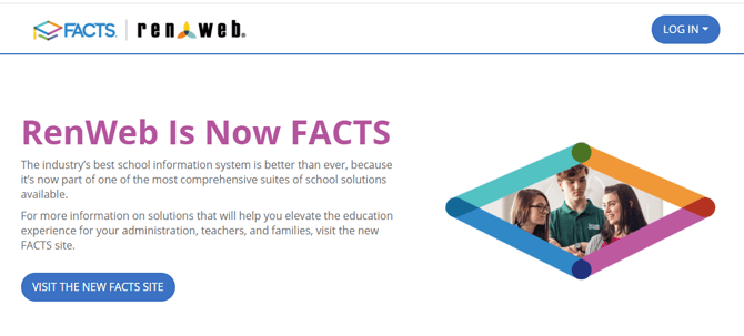 renweb school information website