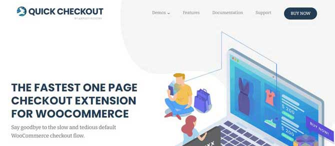 Quick Checkout for WooCommerce